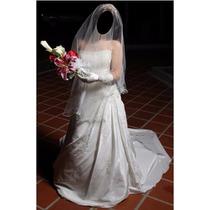 Vestido De Novia Mary Lee By Madeline Gardner Talla 8