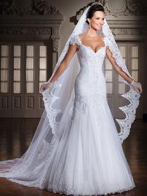 outlet(mk) disfruta del envío gratis compre los más vendidos Vestido Para Novia Nuevo, Tipo Sirena Color Ivory - Vestidos ...