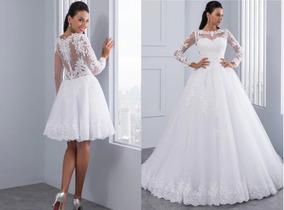 Vestidos Novia Nuevo Desmontable Barato Oferta Promocion Mia