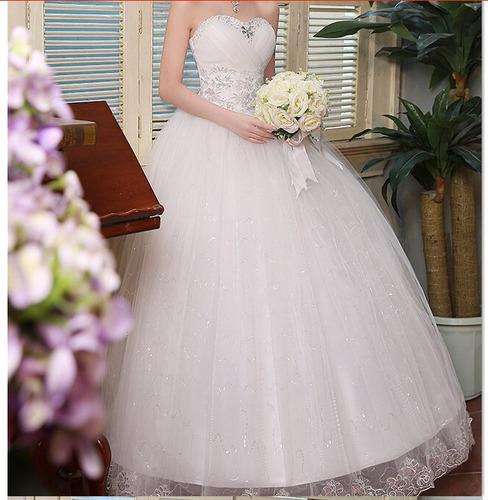 vestidos novia  nuevo vista-ge  envió gratis a toda colombia