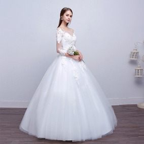 Vestido Embarazada Sexy Vestidos De Mujer De Novia Largo 8