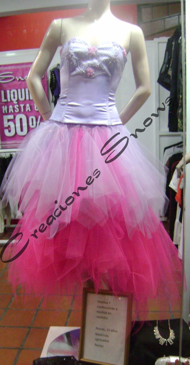 Vestidos Novias, 15 Años, Fiestas. Diseño A Medida - en Mercado Libre
