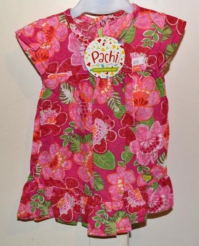 vestidos pachi canesu 5 modelos 3 a 18 meses little treasure