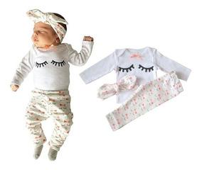 recogido nueva lanzamiento comprar Vestidos Para Bebé Niña Recién Nacidos Conjuntos Bebés Ropa