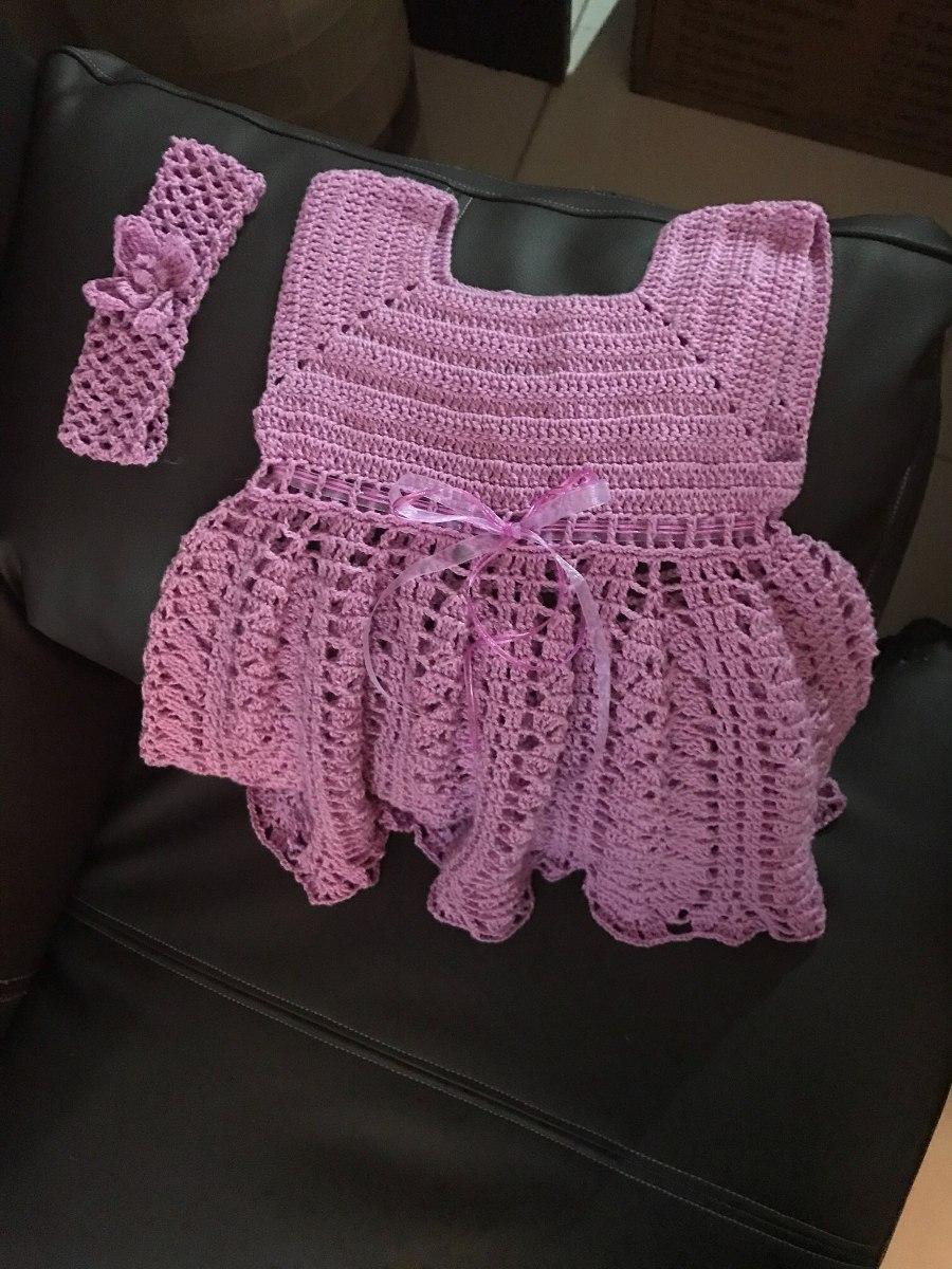 Moderno Ganchillo Libre De Modelo De Vestido De Piña Bebé ...