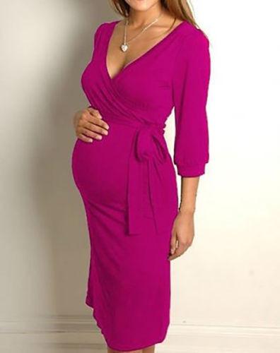 Vestidos de fiesta para embarazadas mercadolibre