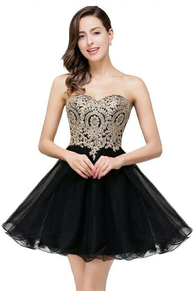 Un vestido para graduacion