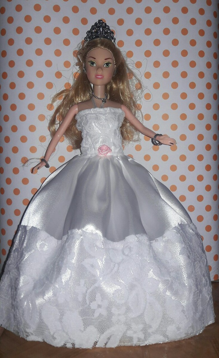 Vestidos Para Muñecas Barbie Nuevo Stock