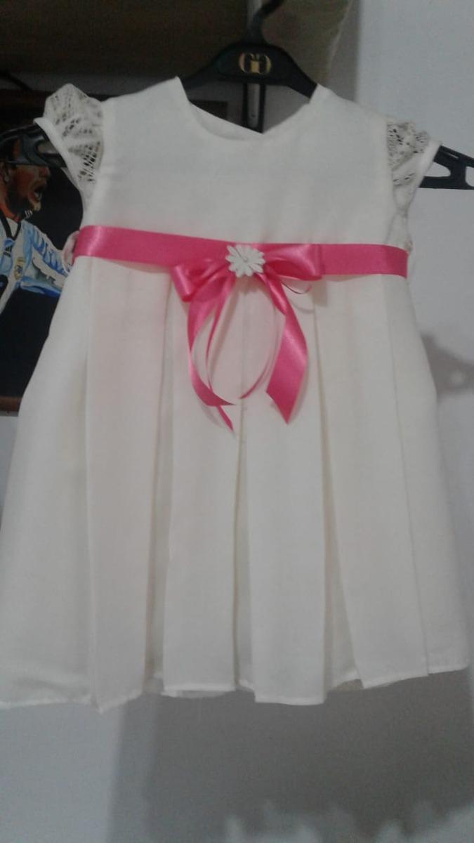 fb3165f22 Vestidos Para Nenas Bebés. Bautismo