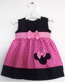 Vestidos Para Niña Minnie Talla 2 Niña De 2 Años