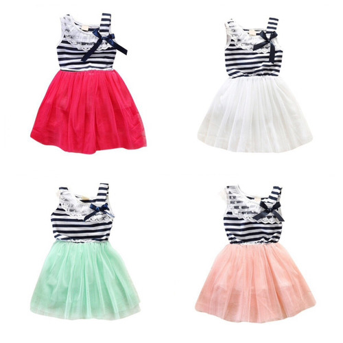 vestidos para niña super nice moda primavera elige modelos