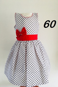 Vestidos Para Niñas Casuales Y De Vestir En Talla 4 6 8 10