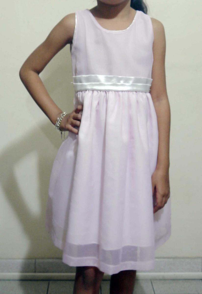 f4db633ca Vestidos Para Ninas ... De 7 A 9 Años.. - Bs. 9,98 en Mercado Libre