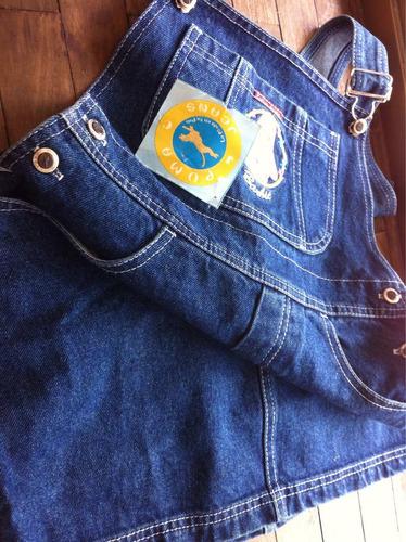 vestidos para niñas de blue jeans hermosos excelente calidad