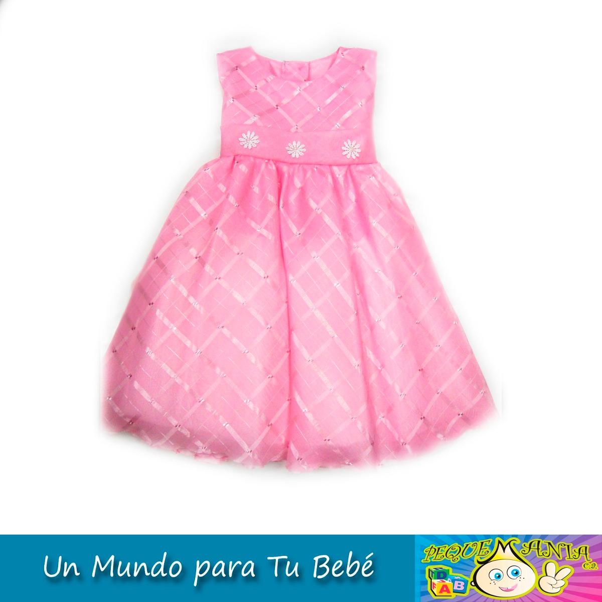 Vestidos Para Niñas De Fiesta, Acabado De Lujo - Bs. 40.500,00 en ...