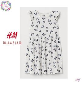 ff1ad6d0f Vestidos Para Niñas H&m / Tienda Física