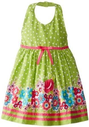 vestidos para niñas importados algodón