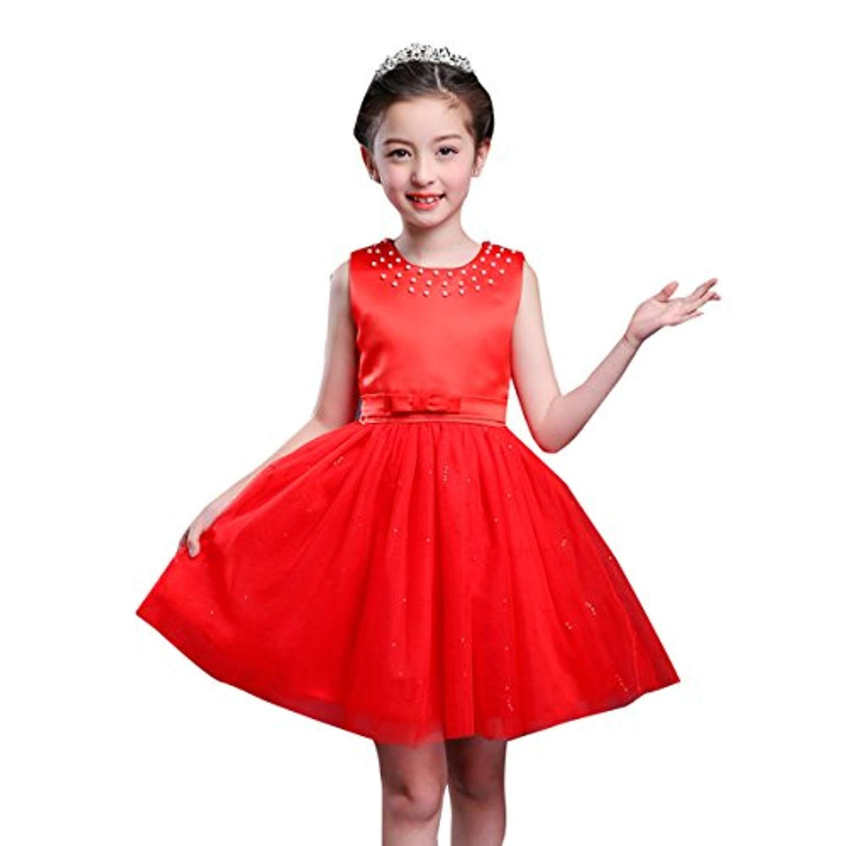 6b7c80d08 Vestidos Para Niñas Pequeño Dragón Cerdo - $ 1,537.79 en Mercado Libre