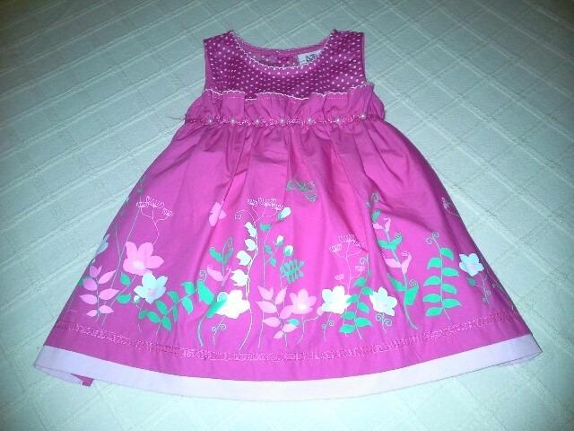 a7dce0448 Vestidos Para Niñas Talla 12 Meses - Bs. 55.000,00 en Mercado Libre