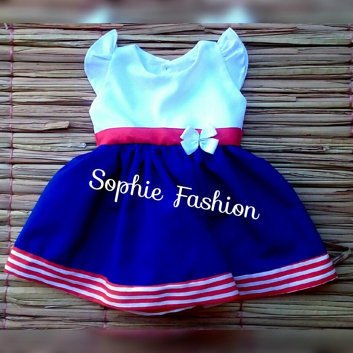 8d7786fb6 Vestidos Para Niñas Talla 6 -12 Meses - Bs. 45.000,00 en Mercado Libre