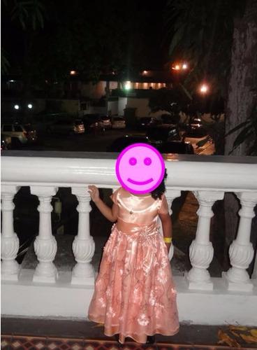 vestidos para niñas: talla 6