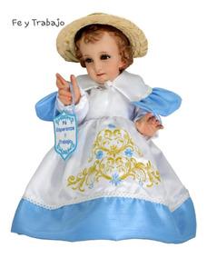 Vestidos Para Niño Dios 2019 Bordados Telas Finas