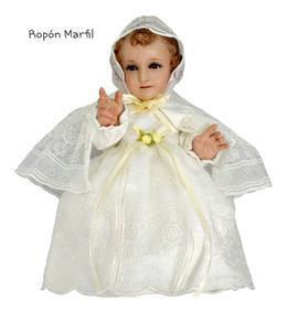 Vestidos Para Niño Dios Bordados Telas Finas Varios Modelos