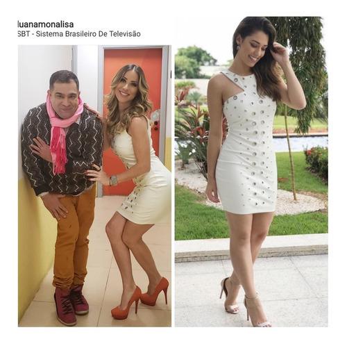 vestidos perfect way , avizo wear , vanessa lima