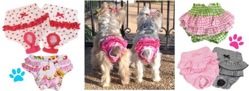vestidos perros para