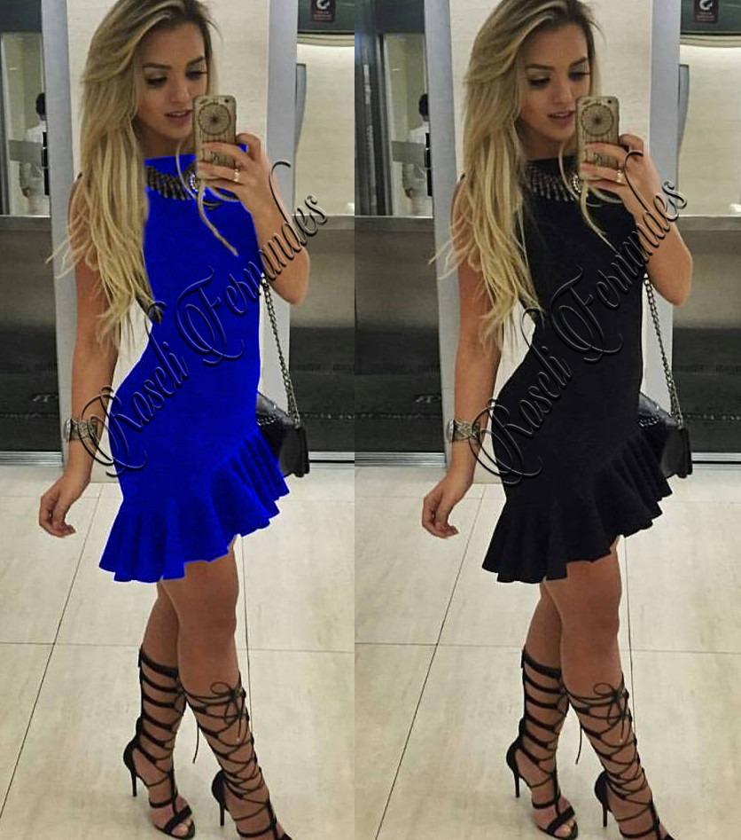 816bd2a90 vestidos plus size vestido de festa rodado gordinha s/renda. Carregando  zoom.
