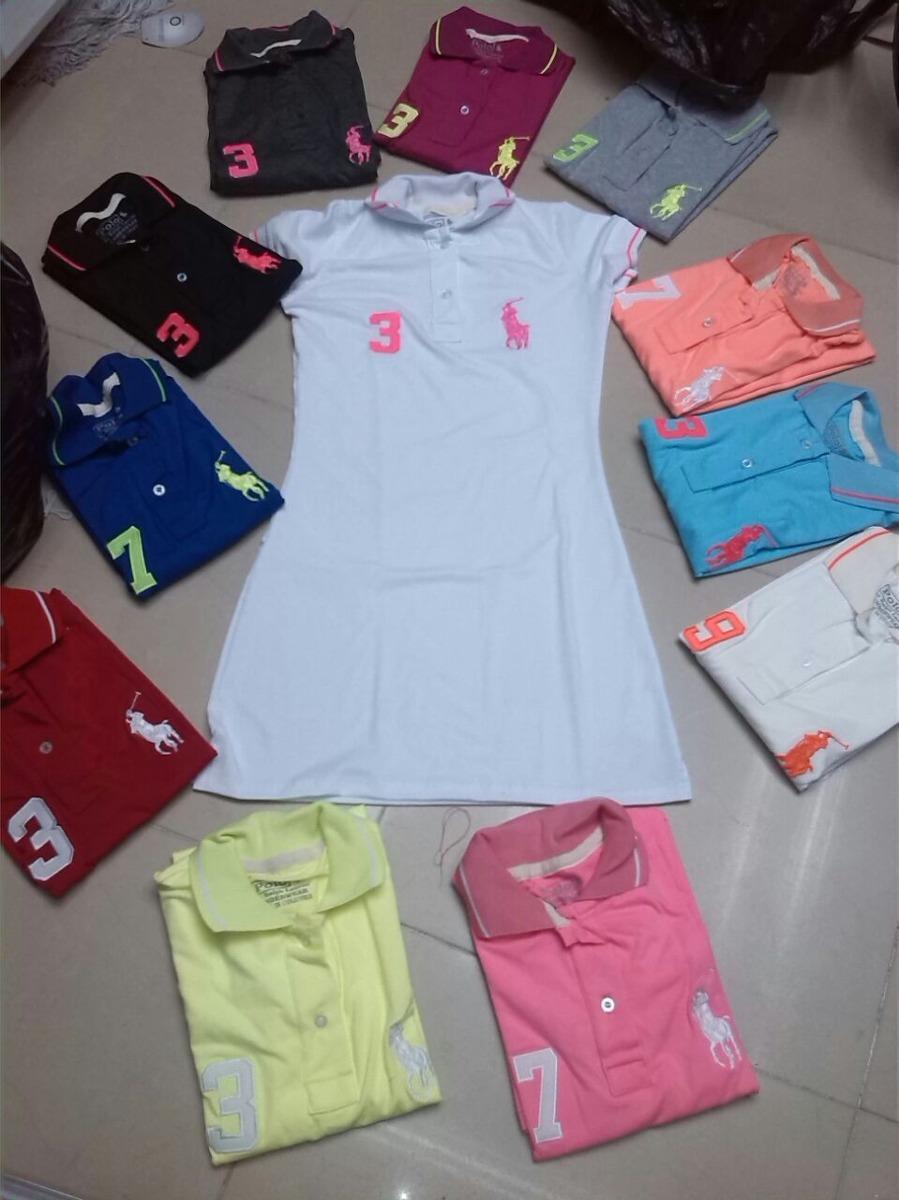 b4ed3bfd826 Vestidos Polo De Dama -   29.900 en Mercado Libre