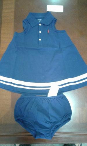 vestidos polo niña de 12 meses