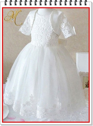 vestidos primera comunion bautizo gala niña fiesta princesas