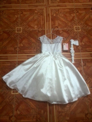 vestidos primera comunion, cortejo o fiesta niñas talla 10