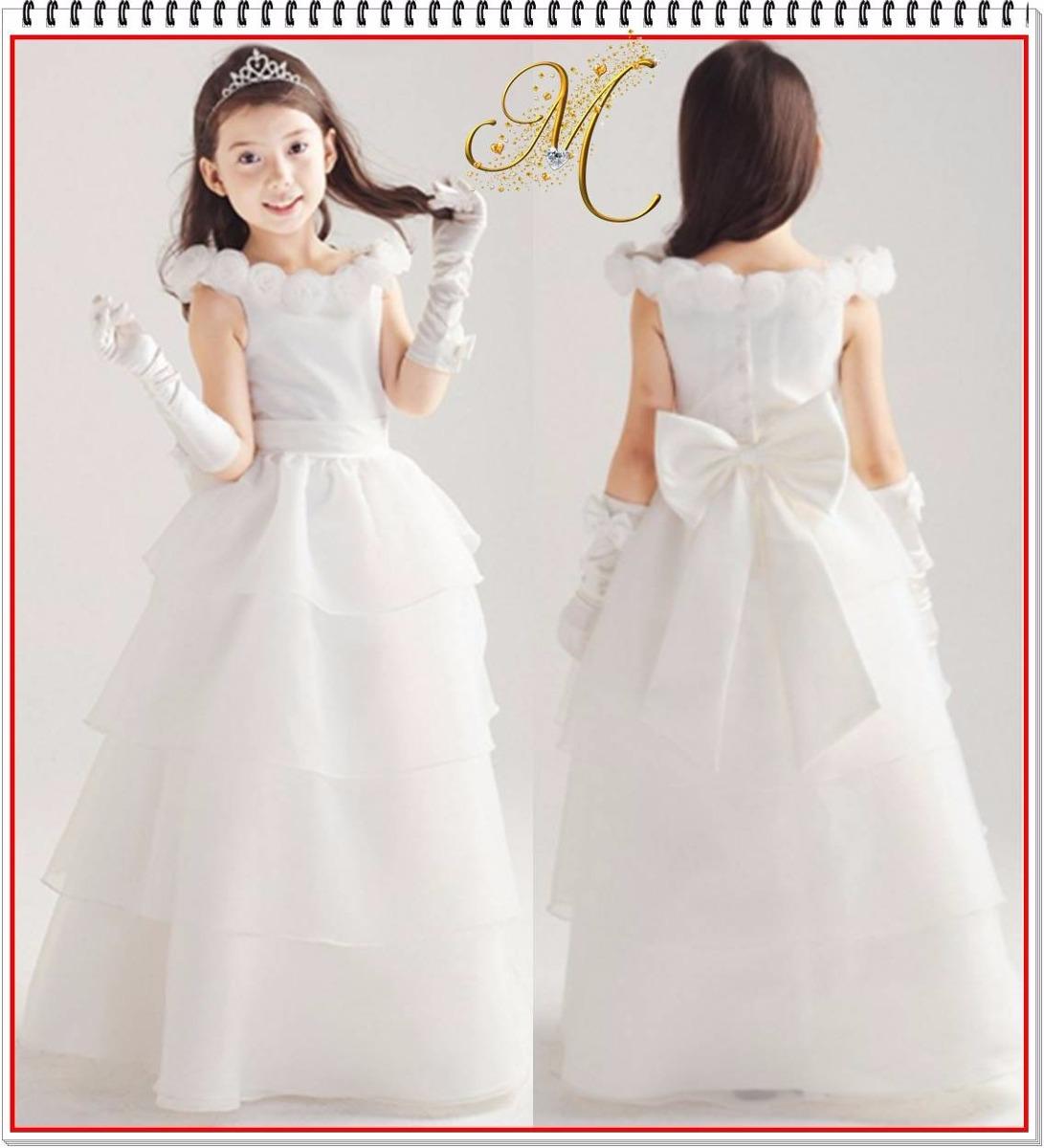 vestidos de primera comunion fotos