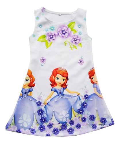 vestidos princesa sofia - ig