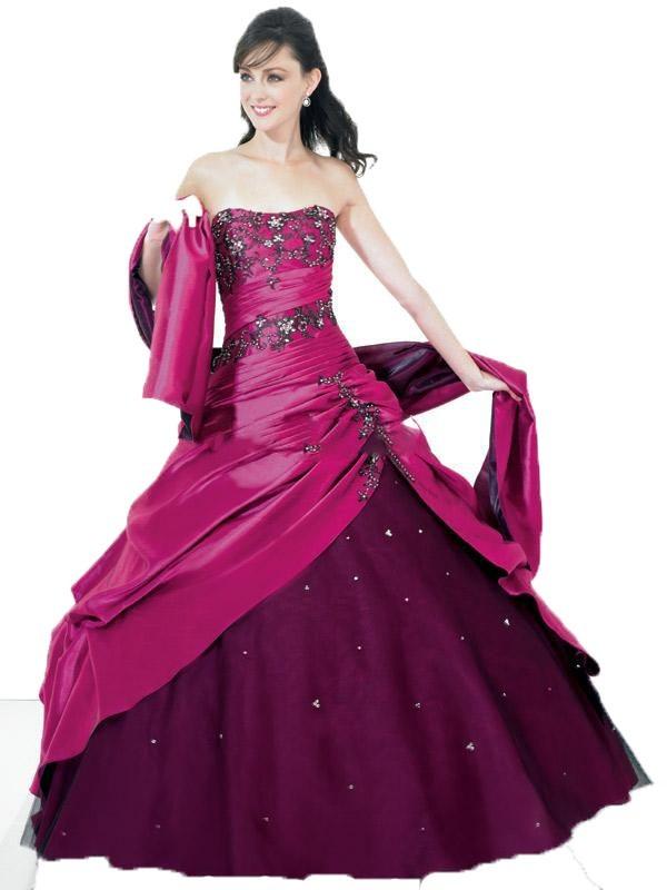 Encantador Vestidos De Dama De Rojo Y Naranja Ideas Ornamento ...