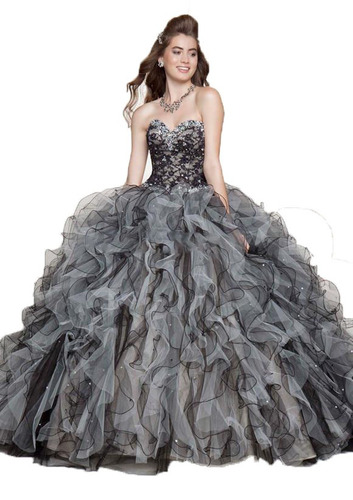 vestidos quinceaños desmontable quinceañera xv años novias