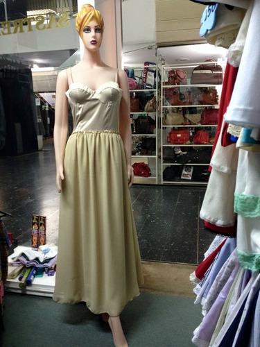 vestidos recepción largos