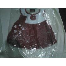 Vestidos Tejidos Bebe