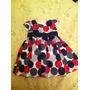 Vestido De Niña Marca Carters Talla 9 Meses