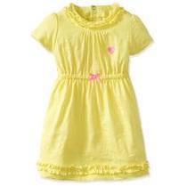 Vestido Carters De Bebe Niña Talla 9 Meses Marca Carter