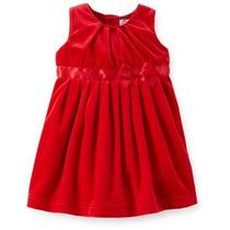 Vestidos Para Niñas Bebes De Fiesta Noche Carters Original