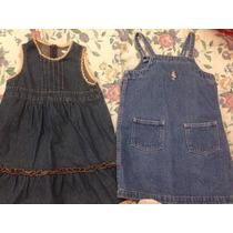 Hermosos Vestidos Jeans Zara Y El Principito