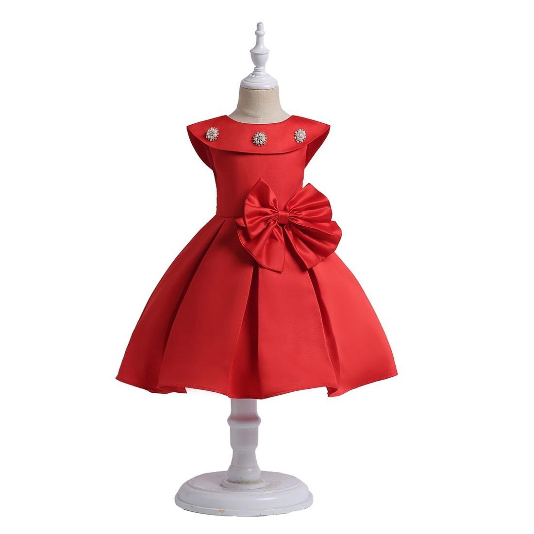 Vestidos Ropa De Niñas Princesa Vestido Moda Infantil 2019 . 66e9c0ecdd2d