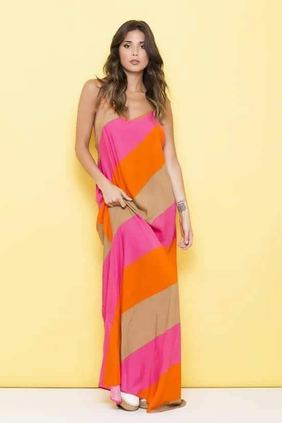 Moda vestidos de verano 2019
