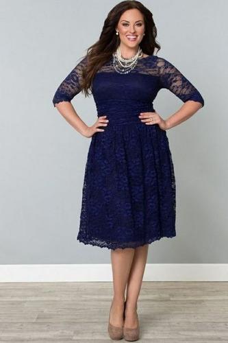vestidos tallas grandes en quito