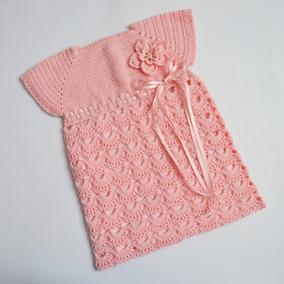 Vestidos Tejidos Para Bebé Oferta