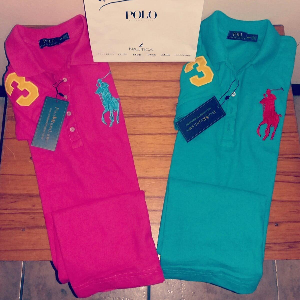 Vestidos Tipo Polo Ralph Lauren Damas Originales Y Nuevos!! - U$S 39 ...
