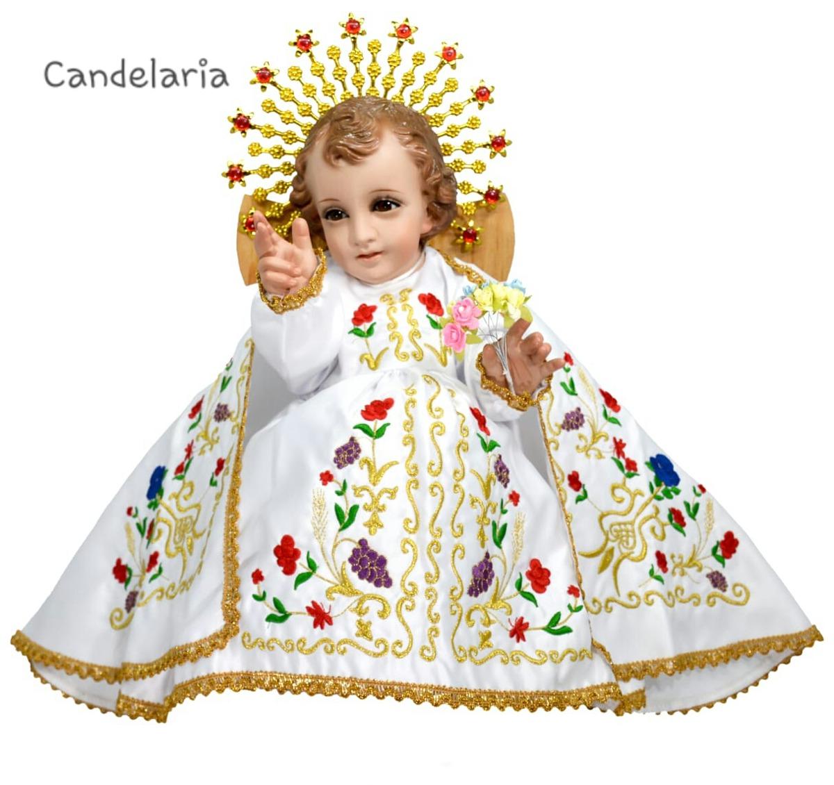 Vestidos Tradicionales Para Niño Dios Varios Modelos